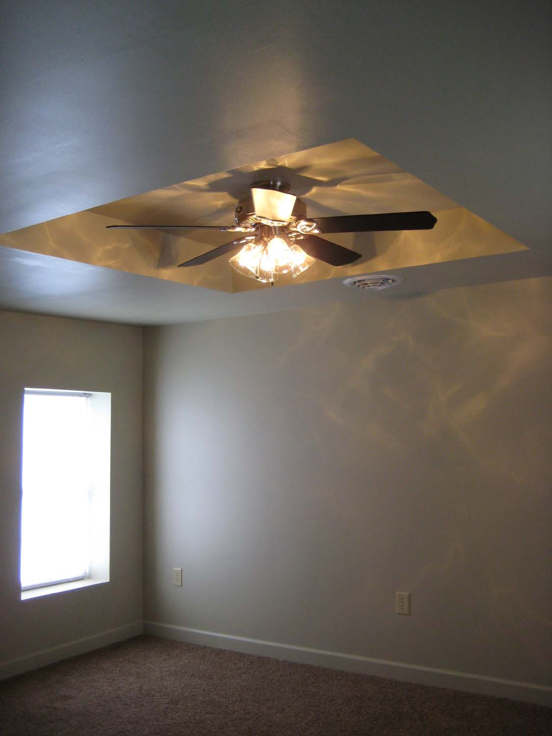 Recessed Lighting Ceiling Fan Strobe : Electrical ceiling fan with recessed best free home
